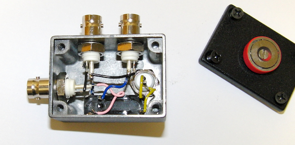 A Ttl Operated Switchfor Coaxial Cables Labrigger