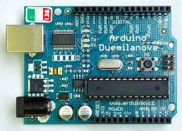 Firmware for arduino mega
