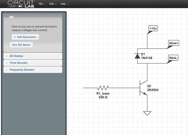 CircuitLab: Google Docs for circuits – Labrigger