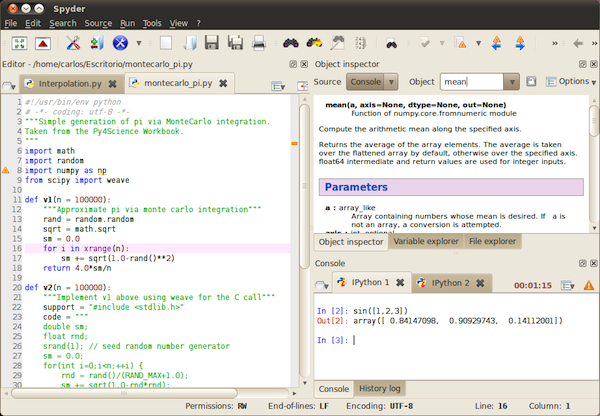 spyder-linux, click for source