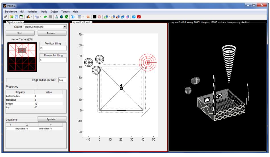 ViRMEn – Virtual reality MATLAB engine – Labrigger