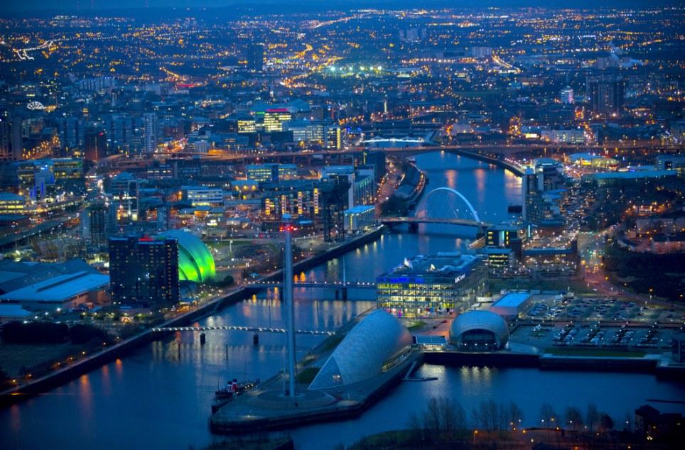 Frontiers in Bioimaging 2018 in Glasgow